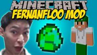 fernanfloo mod for minecraft logo
