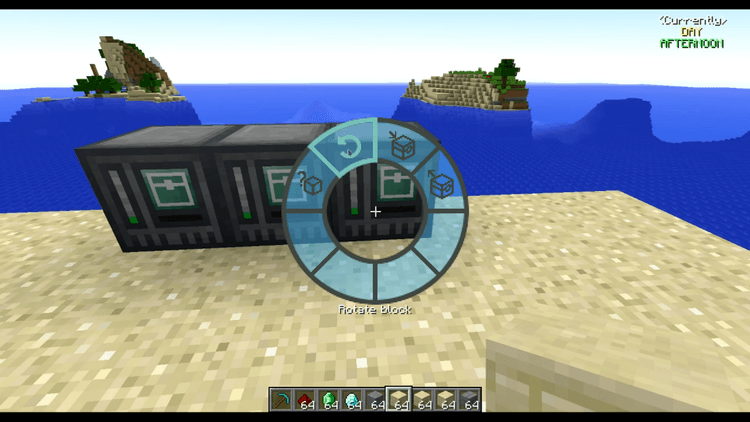 interaction wheel mod for minecraft 03