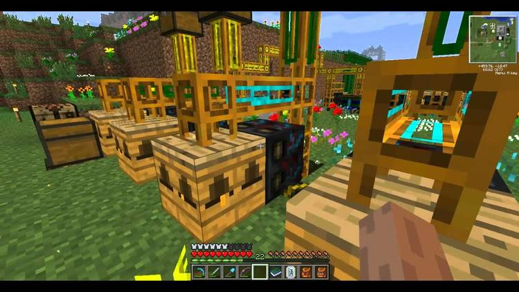 more bees mod for minecraft 01
