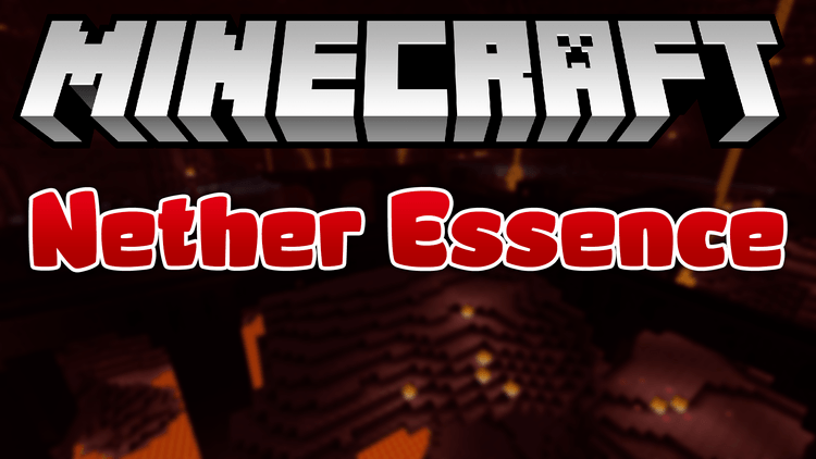 nether essence mod for minecraft logo