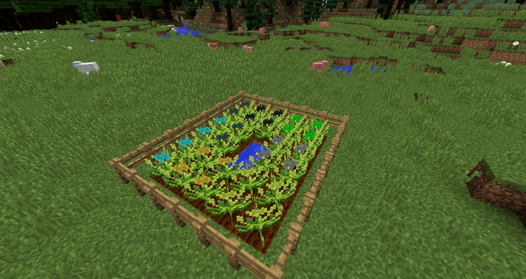 resourceful crops mod for minecraft 02