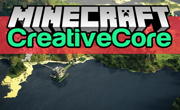 CreativeCore Mod for Minecraft Logo