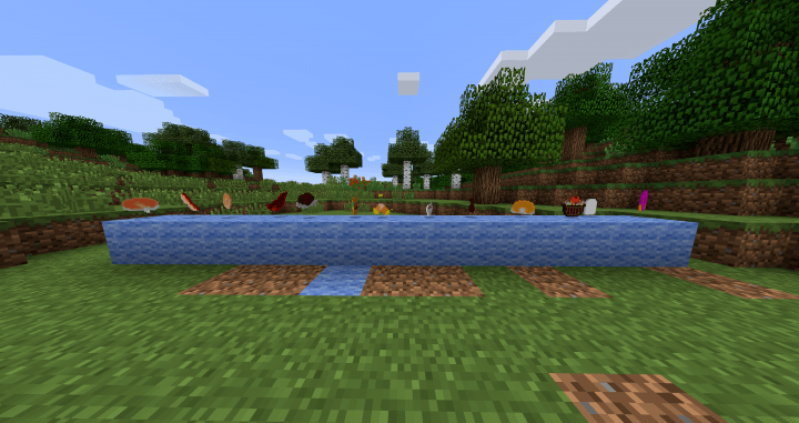 Expanded Food Mod for Minecraft 1