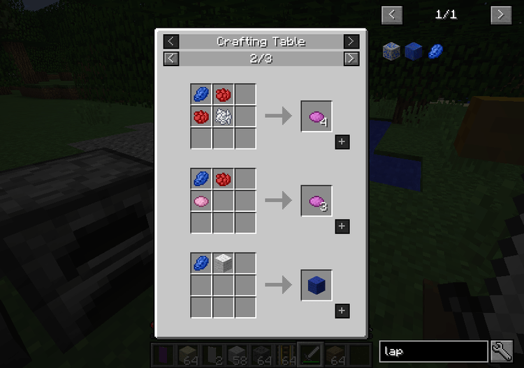 Just Enough Items Mod for Minecraft 8