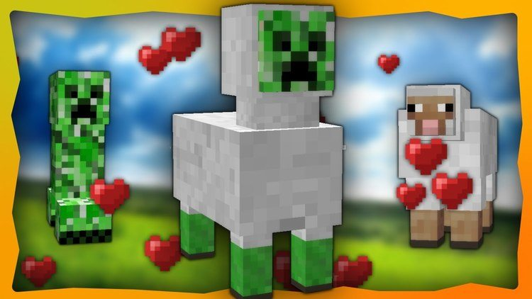 Sheepers Command Block for Minecraft 1