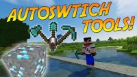 SimpleAutoSwitch mod for minecraft logo