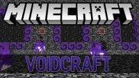 VoidCraft mod for minecraft logo