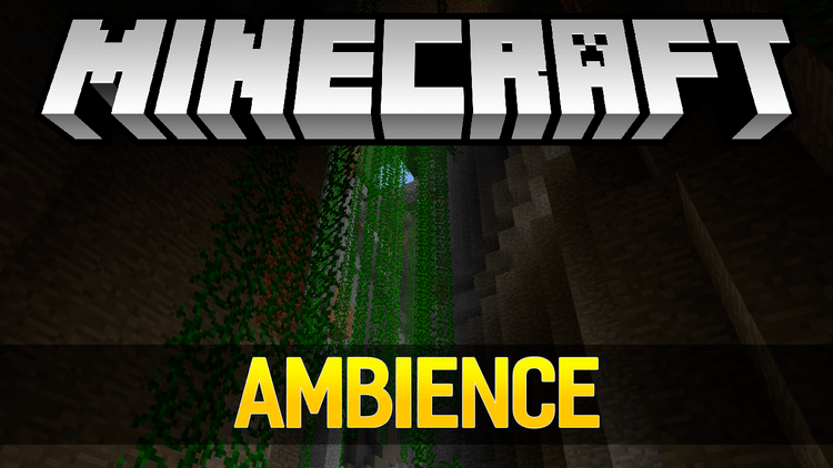 ambience mod for minecraft logo