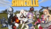 shincolle mod for minecraft logo