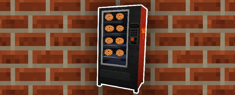 MrCrayfish Vending Machine Mod for minecraft 01