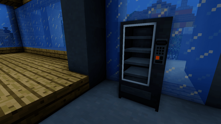 MrCrayfish Vending Machine Mod for minecraft 03