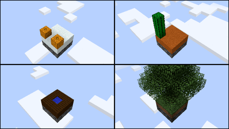 void islands control mod for minecraft 01