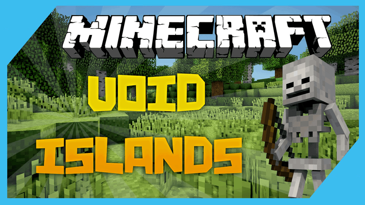 void islands control mod for minecraft logo