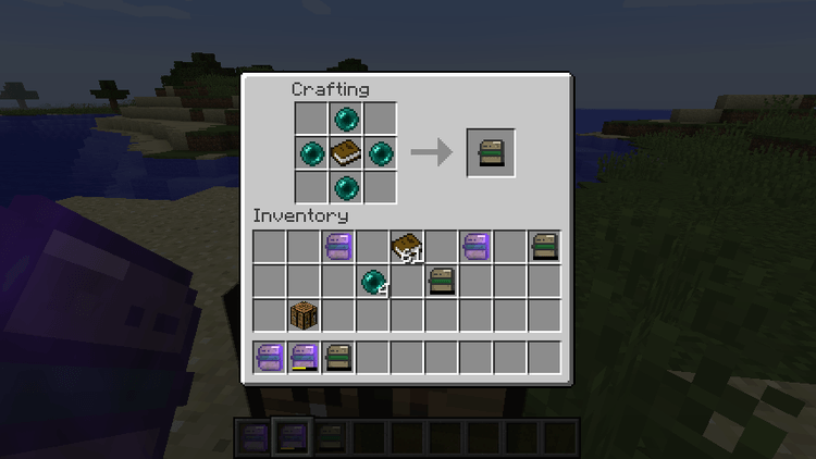 xp book mod for minecraft 2