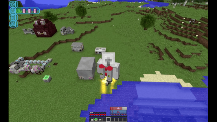 Advanced rocketry mod for minecraft 3