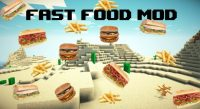Calopteryxs fast food mod for minecraft logo
