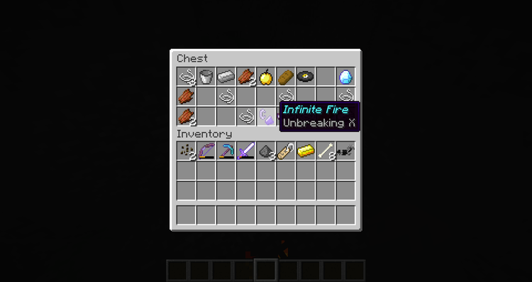 Customized Dungeon Loot mod for minecraft 01