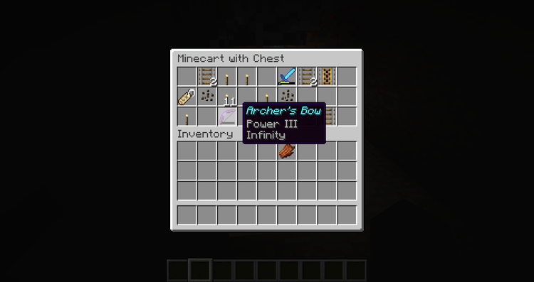 Customized Dungeon Loot mod for minecraft 04