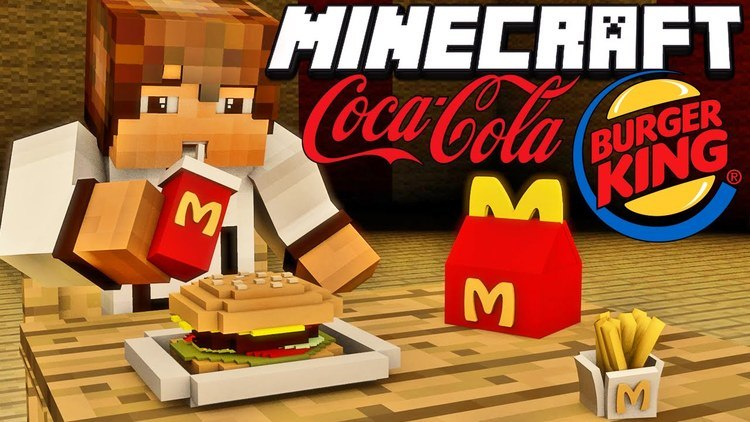 FastFood Mod for minecraft logo