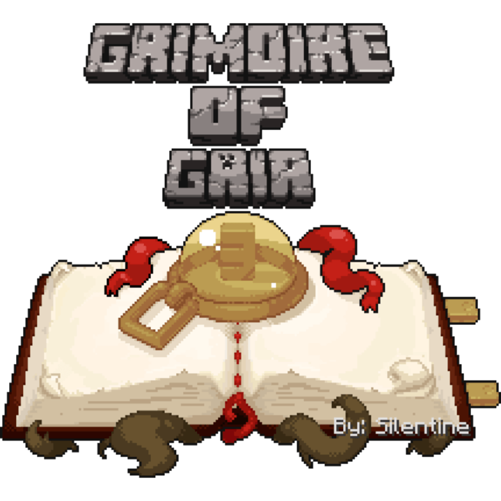 Grimoire of Gaia 3 mod for minecraft logo
