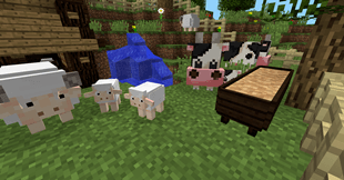 Harvest Festival Mod for minecraft 6