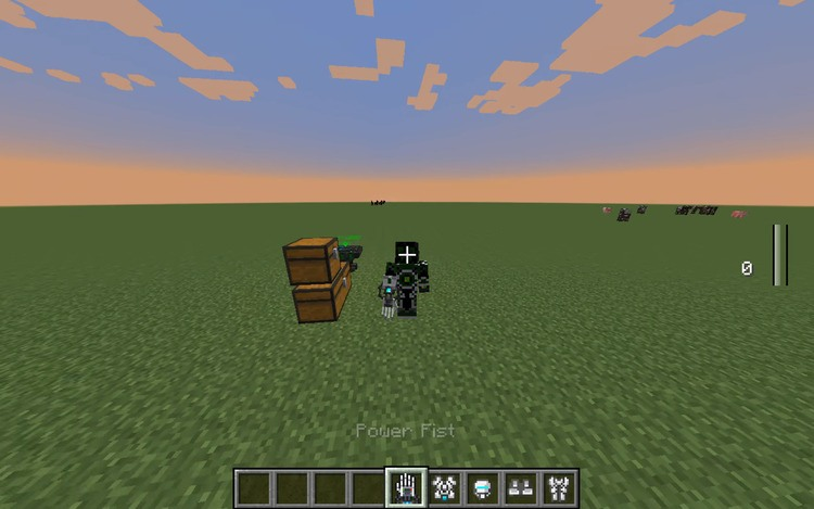 Modular Powersuits Mod for Minecraft 2