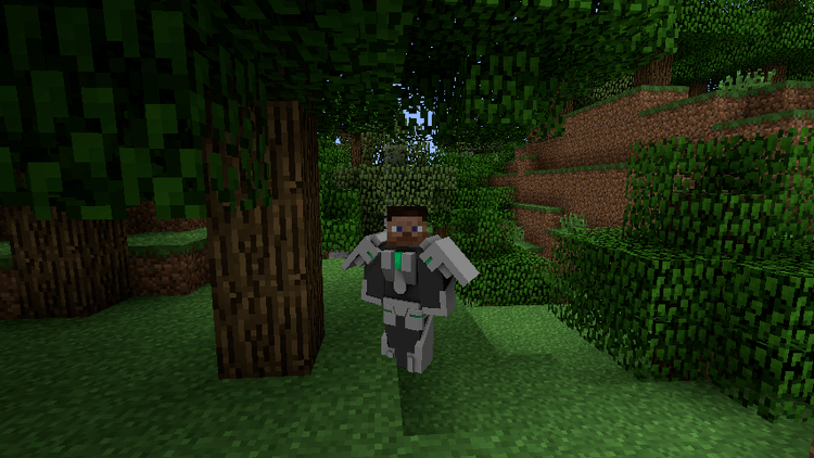 Modular Powersuits Mod for minecraft 1