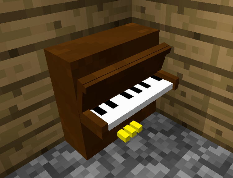 MusicCraft mod for minecraft 1