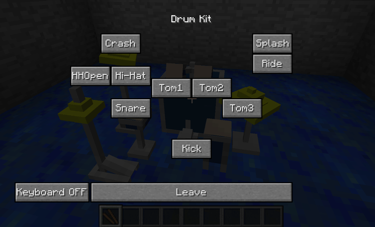 MusicCraft mod for minecraft 3