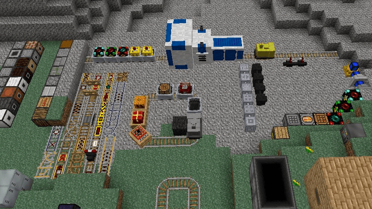 Unified Items mod for minecraft 04