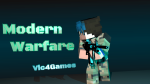 Vics Modern Warfare Mod for minecraft logo