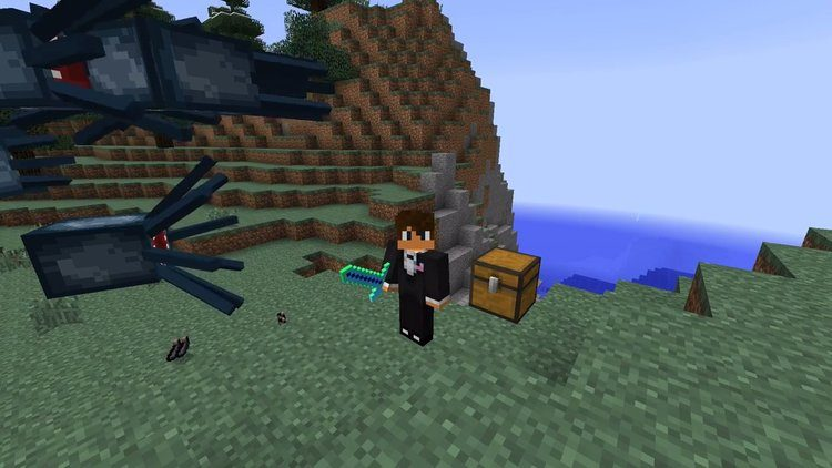 Youtuber Swords Mod for minecraft 03