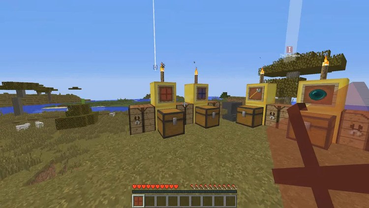 craftable waypoints mod for minecraft 2