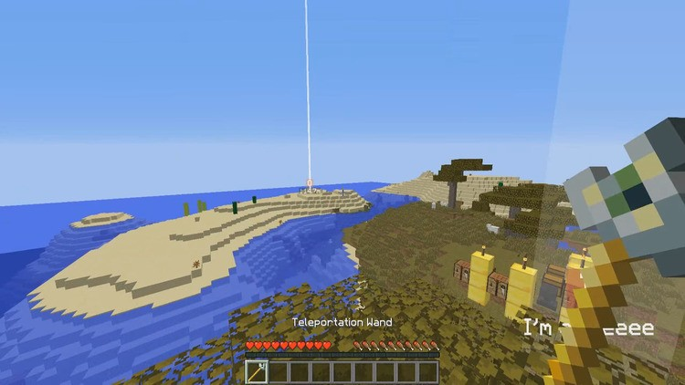 craftable waypoints mod for minecraft 6