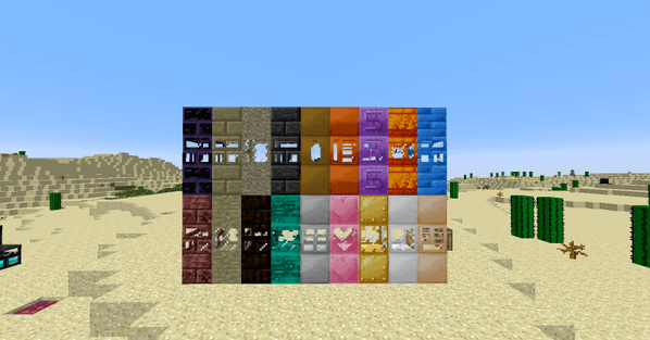 Get Ya' Tanks Here mod for minecraft 4