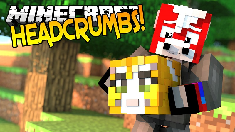 headcrumbs mod minecraft 1