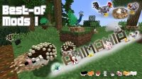 Animania Mod for Minecraft Logo