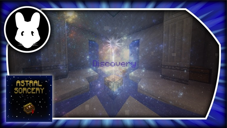 Astral Sorcery mod for minecraft logo