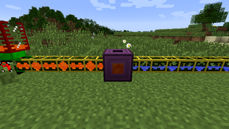 Fluid Converters Mod for minecraft 1