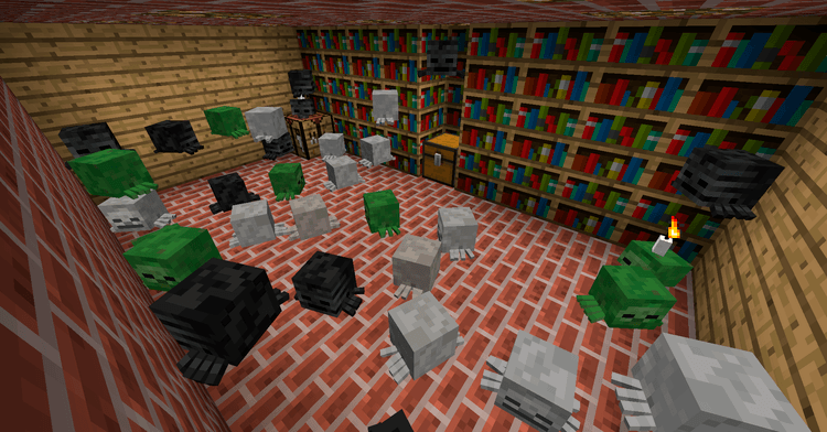 Graves Stone mod for minecraft 04