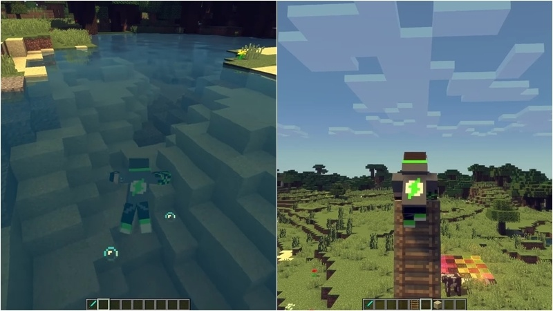 Mo' Bends Mod 1 12 2/1 11 2 for Minecraft - Official Release