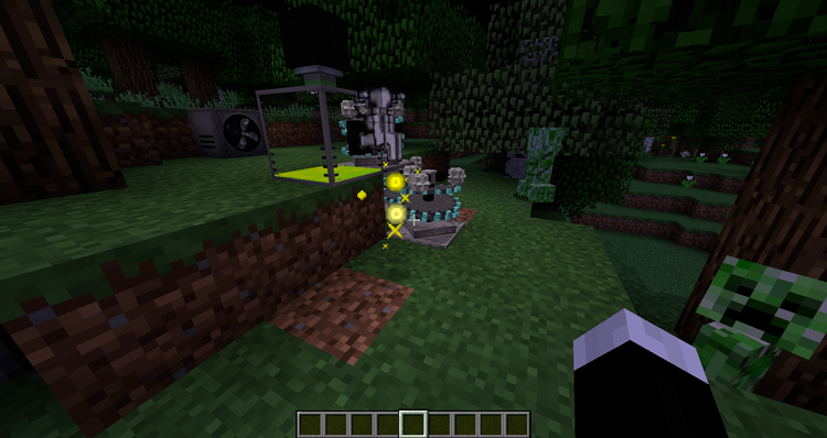 Mob Grinding Utilities mod for minecraft 02