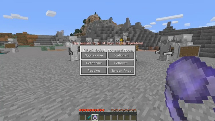 Overlord Mod for Minecraft 2