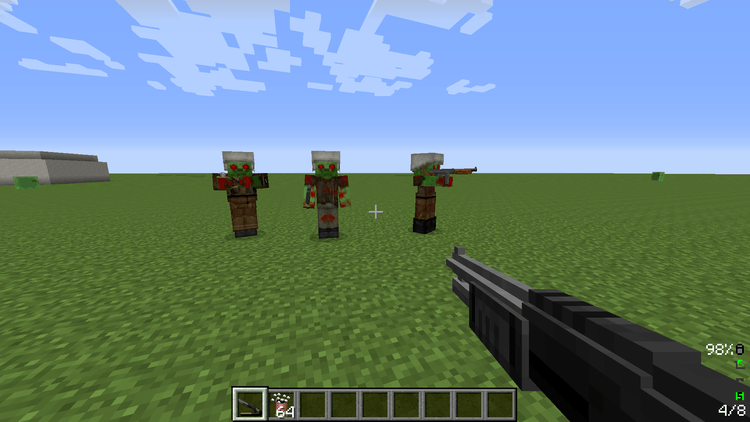Techguns Mod for minecraft 8