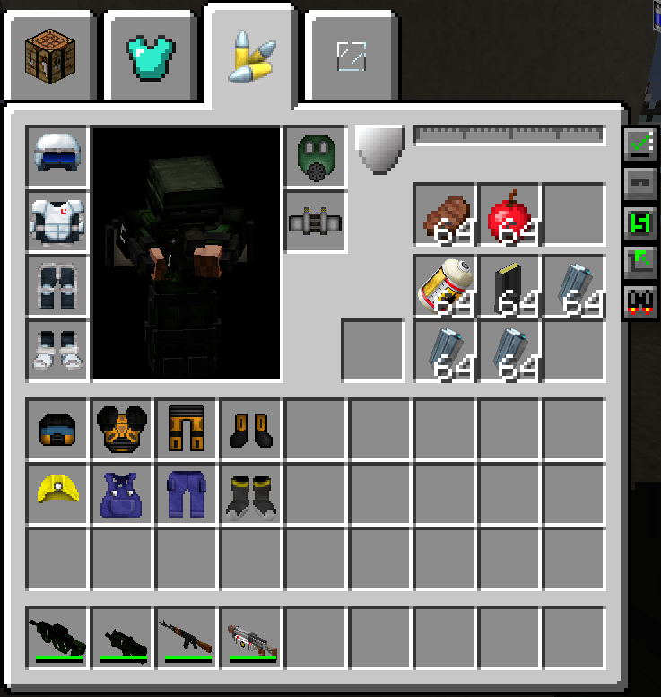 Techguns Mod for minecraft 9