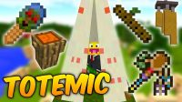 Totemic Mod for Minecraft Logo