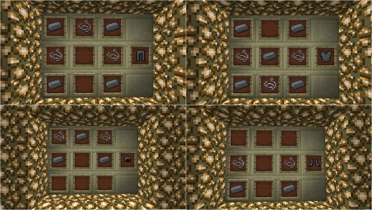 colorful armor mod for minecraft 5