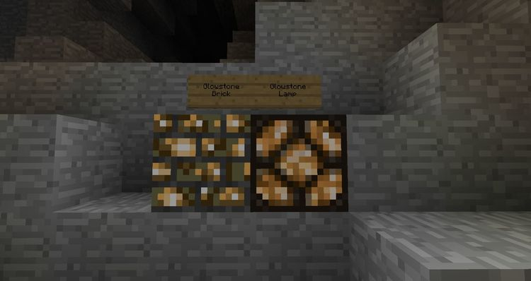 More Glowstone for minecraft 03
