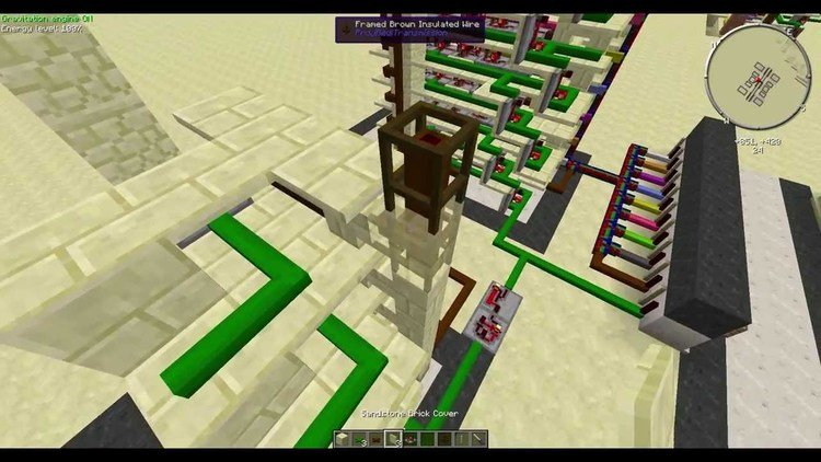 Project Red - Integration mod for minecraft 02