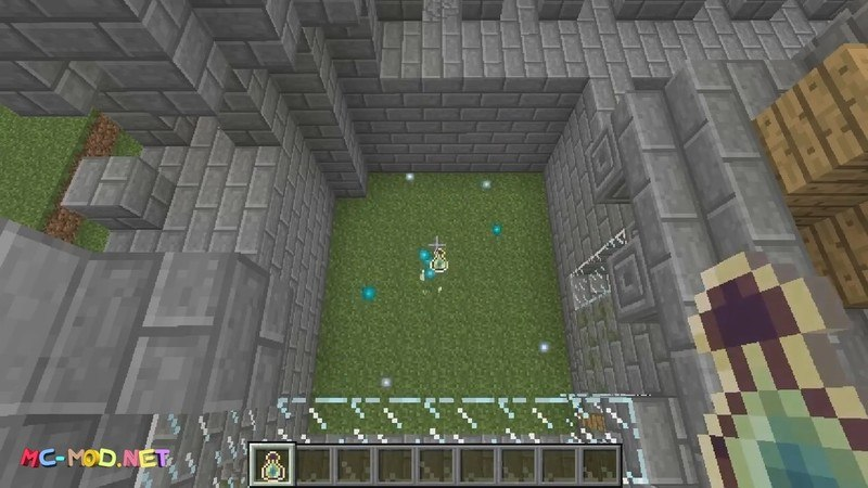 Clumps mod for minecraft 03